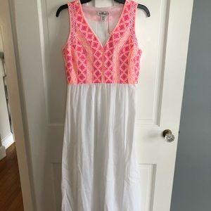 NWT! Vineyard Vines Size 6 Maxi Dress